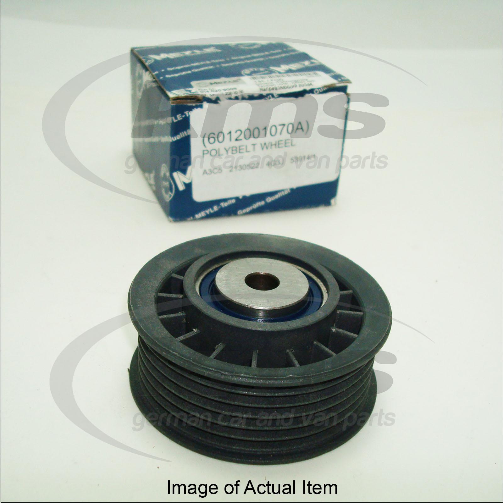 Poly v belt wheel m104 601 602 89 65mm dia ribbed for Poly v belt for mercedes benz