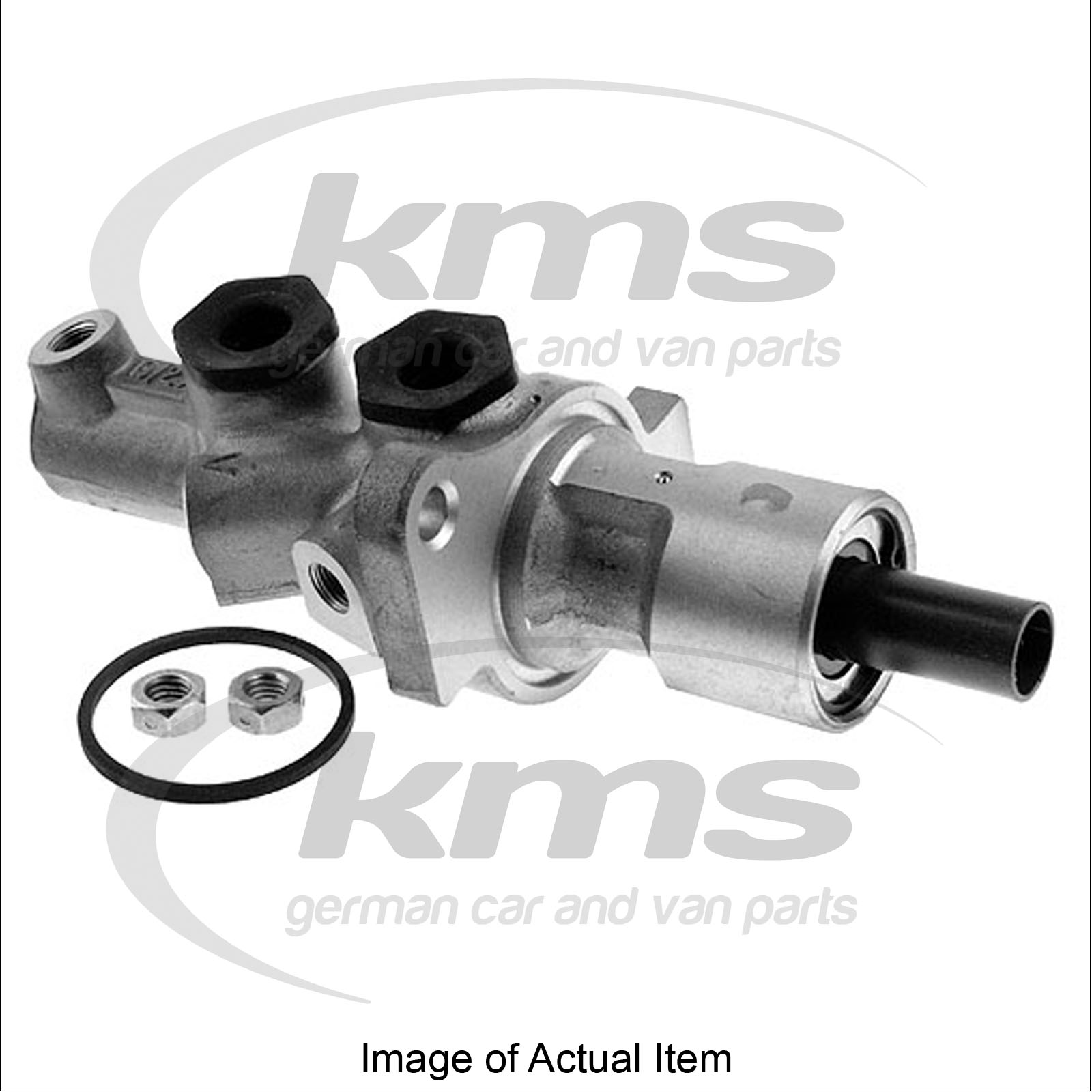 brake master cylinder mercedes benz 300 series saloon 300d