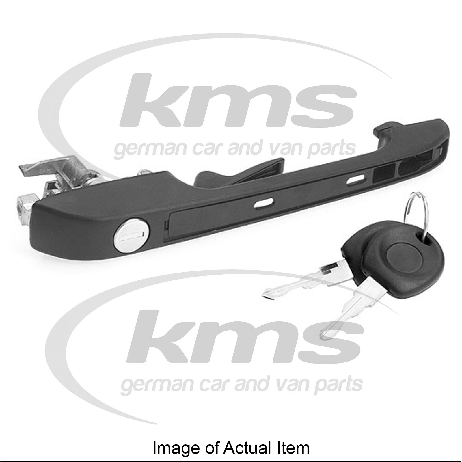 Door handle vw polo coupe gt mk 2 facelift 1990 1994 1 for Door handle in german