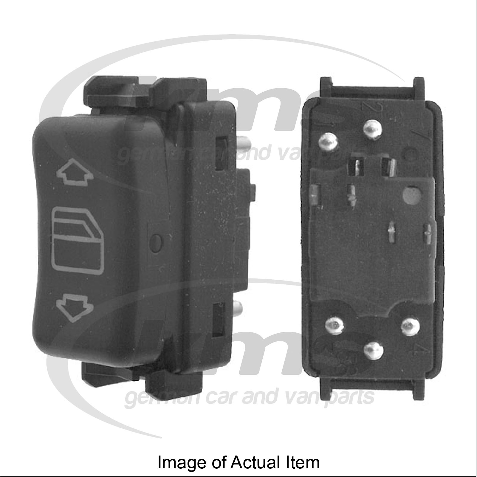 Electric window switch mercedes benz 300 series saloon for Mercedes benz window switch