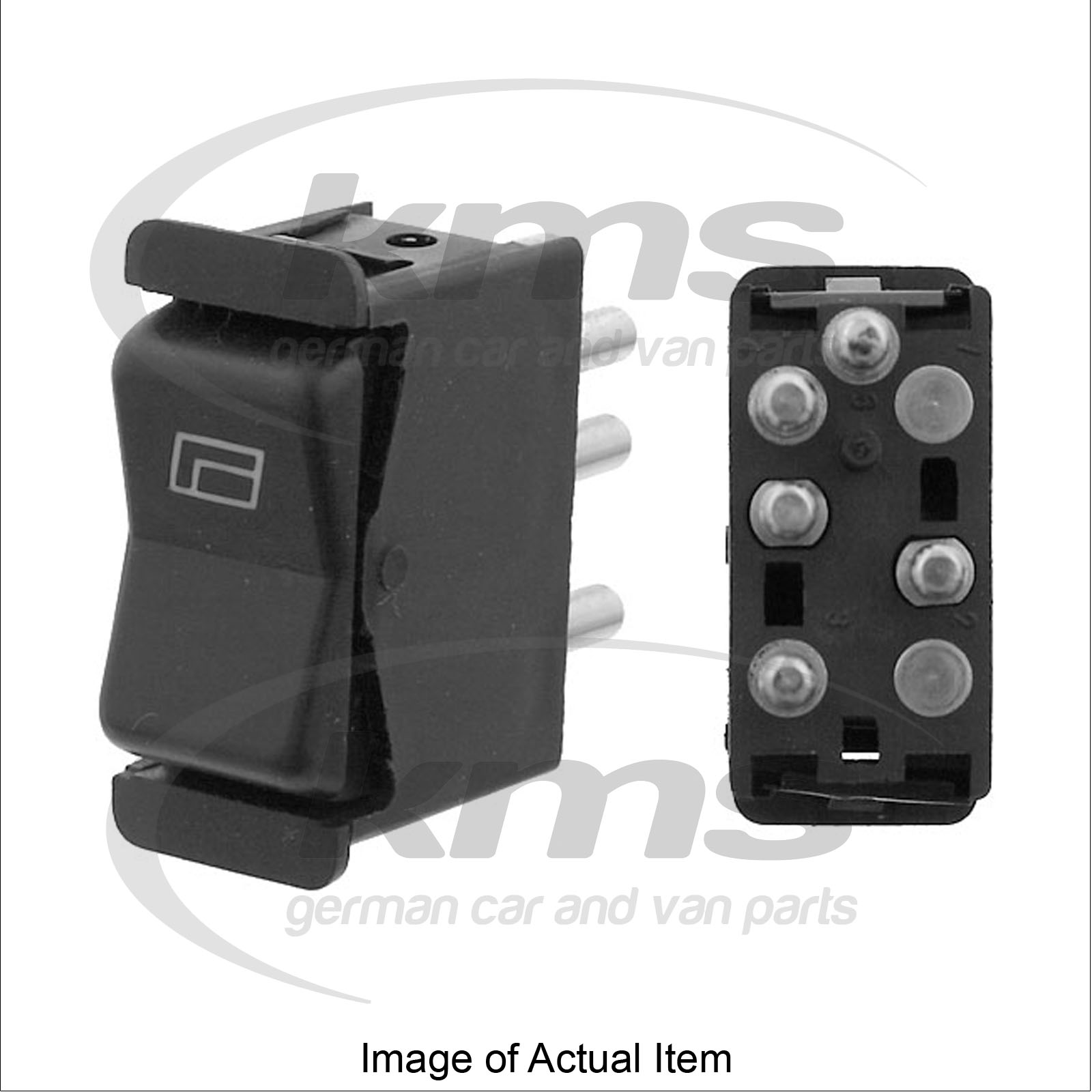 Electric window switch mercedes benz 190 series saloon for Mercedes benz window switch