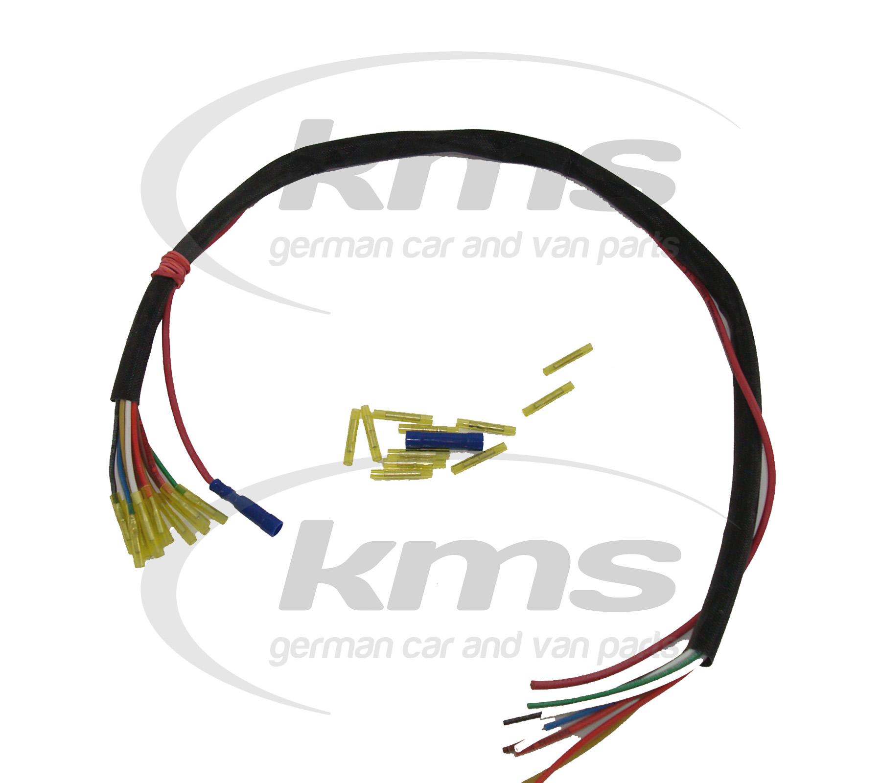 Bmw E61 Tailgate Wiring Data Schema Harness Repair Kit 5 Series E60