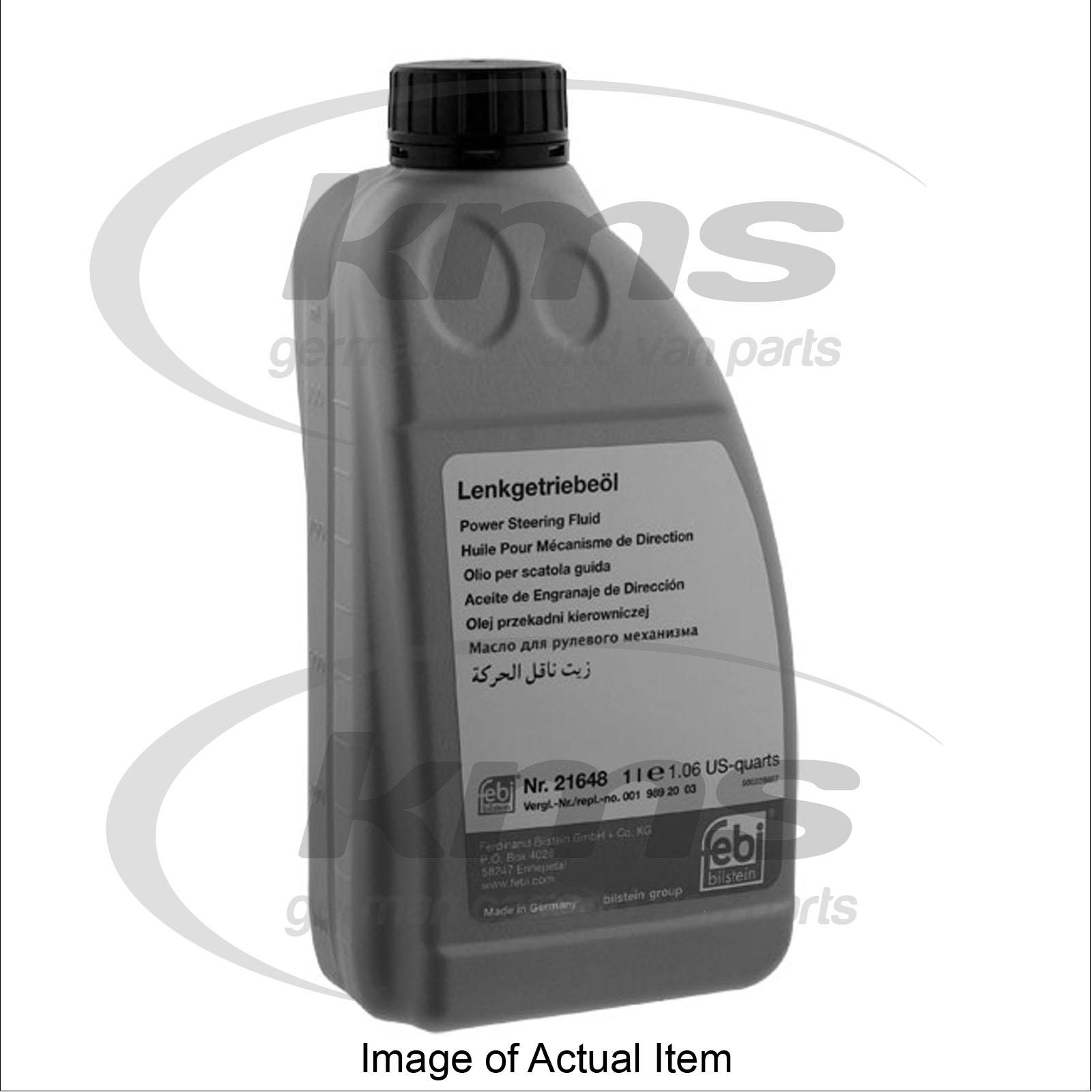 Hydraulic fluid 1 litre mercedes benz c class estate for Mercedes benz hydraulic fluid