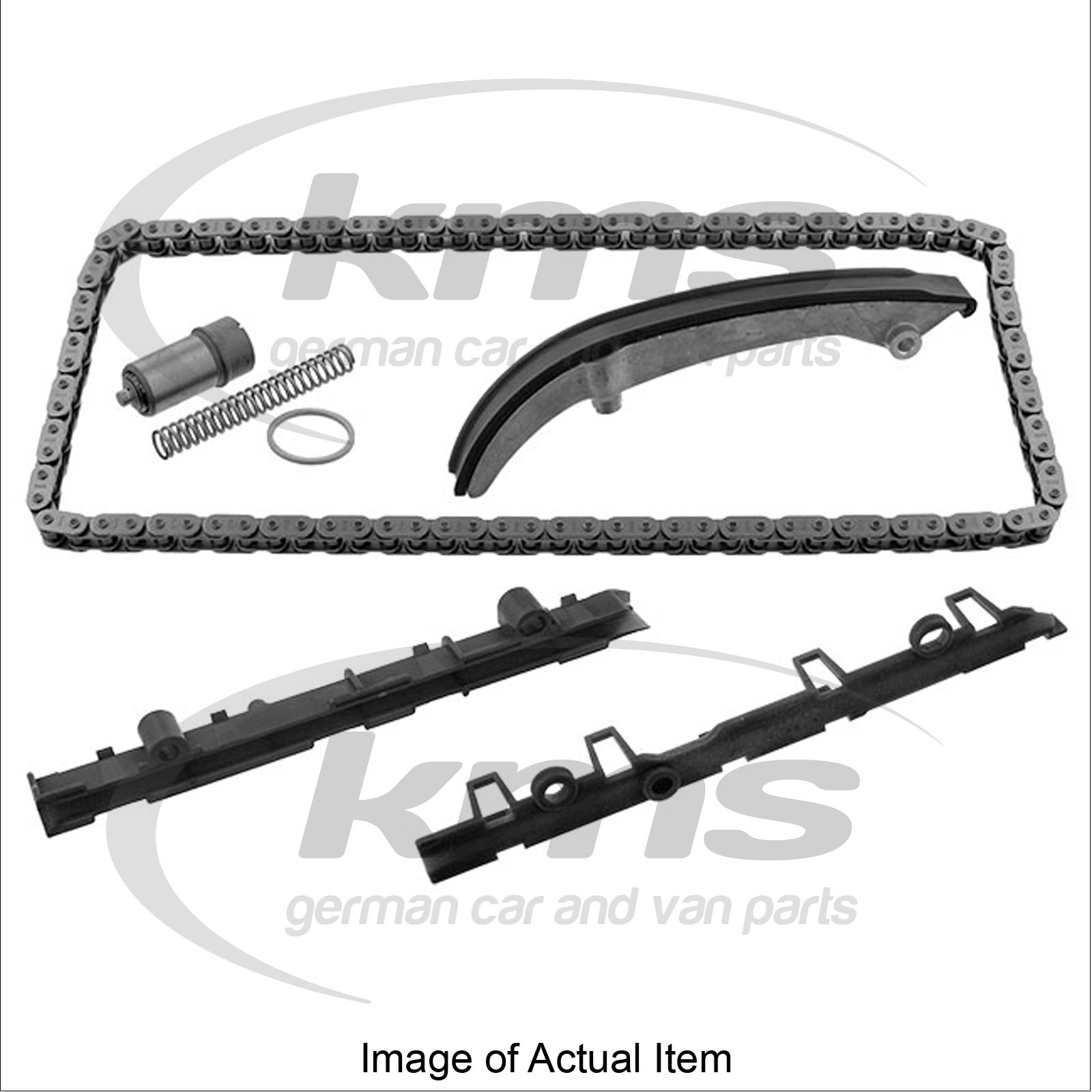 Timing chain kit mercedes benz 300 series saloon 300e w124 for Mercedes benz chain