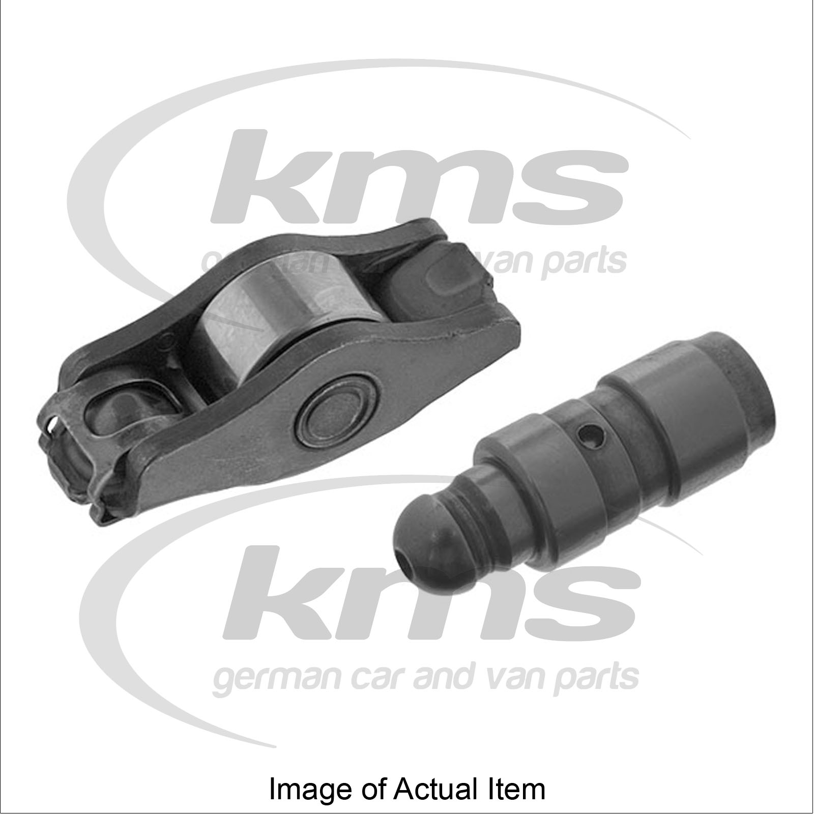 HYDRAULIC CAM FOLLOWER KIT Skoda Superb Estate TDI 105 (2008-) 1.6L - 104 BHP To