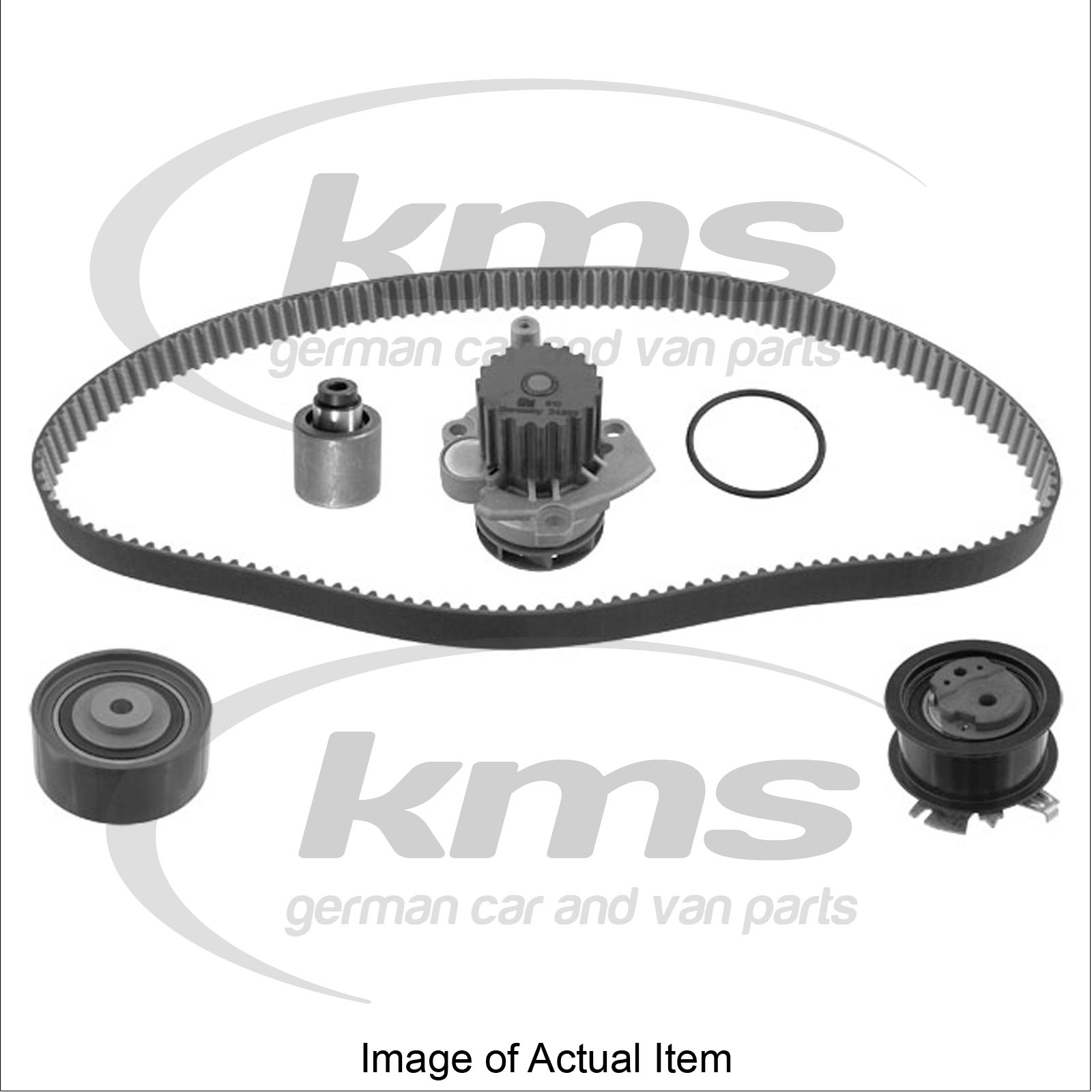 Audi Timing Belt : Timing belt kit waterpump audi a estate tdi avant
