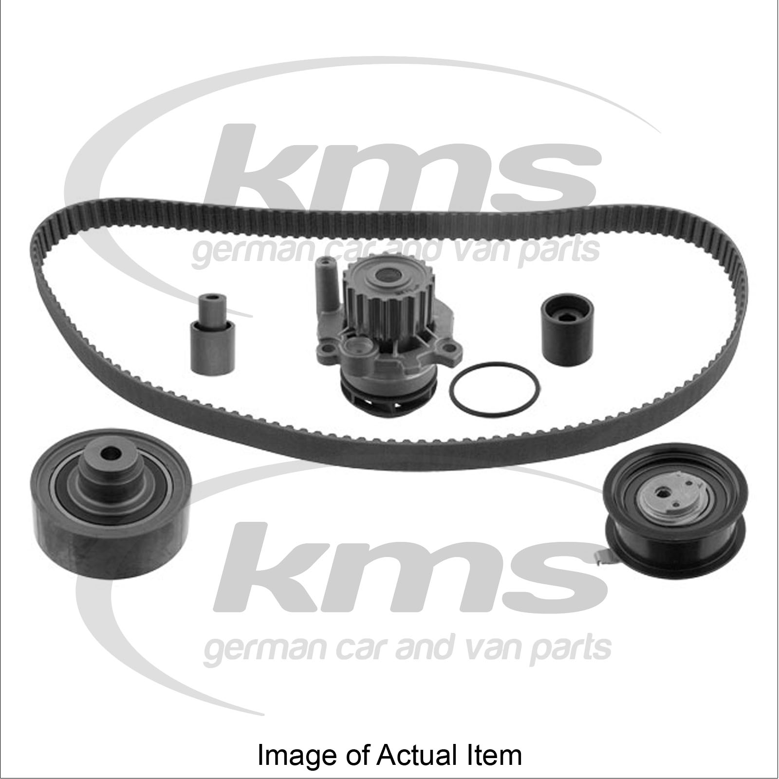 Timing belt kit waterpump skoda octavia hatchback tdi u