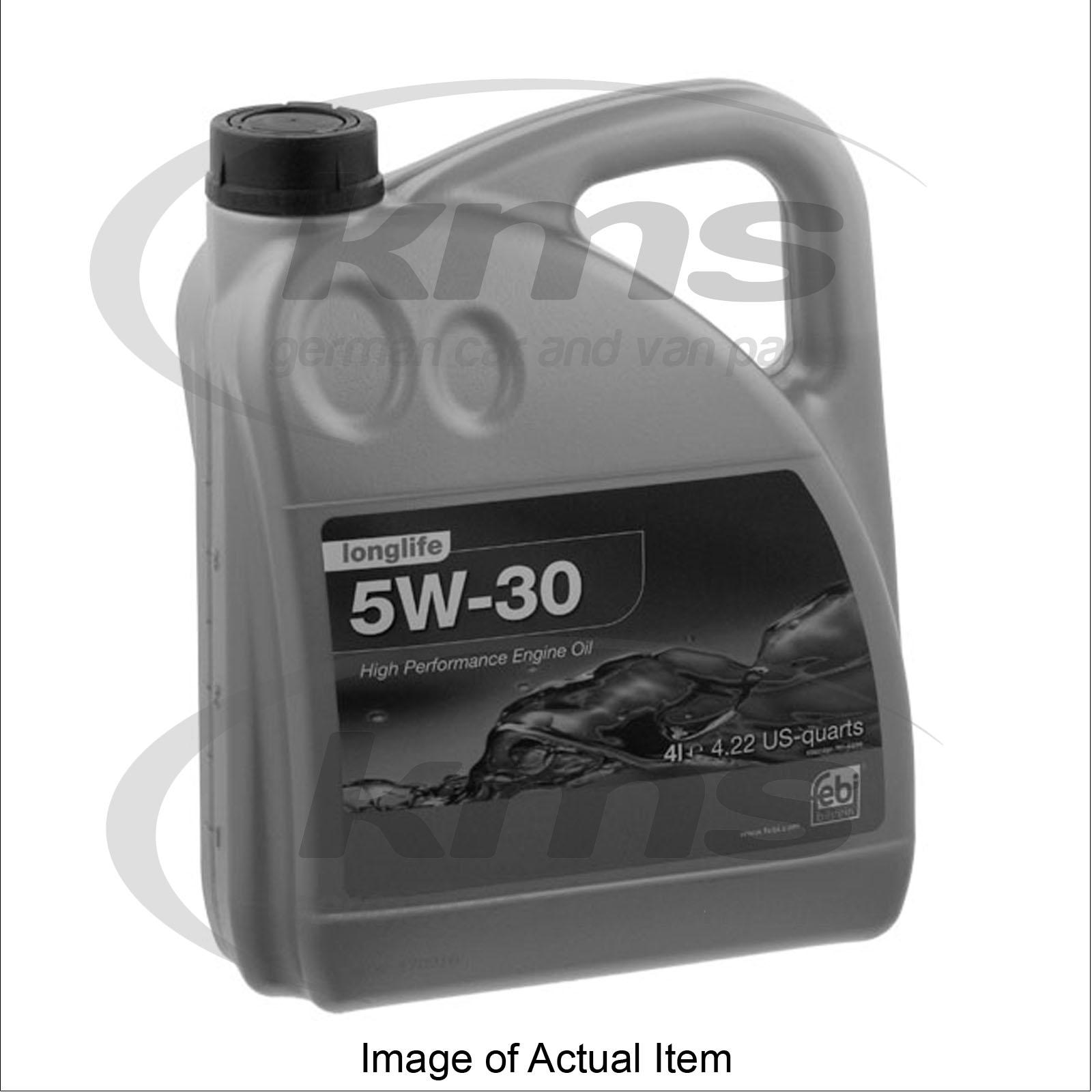 Engine oil 5w 30 4 litre longli mercedes benz c class for Engine oil for mercedes benz c300