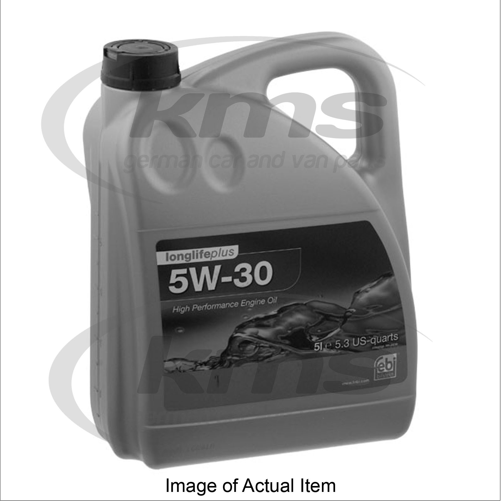 Engine Oil 5w 30 Ll 5 Ltr Audi A5 Coupe Tdi 8t 2007 2 7l 187 Bhp Top German Ebay: audi a5 motor oil