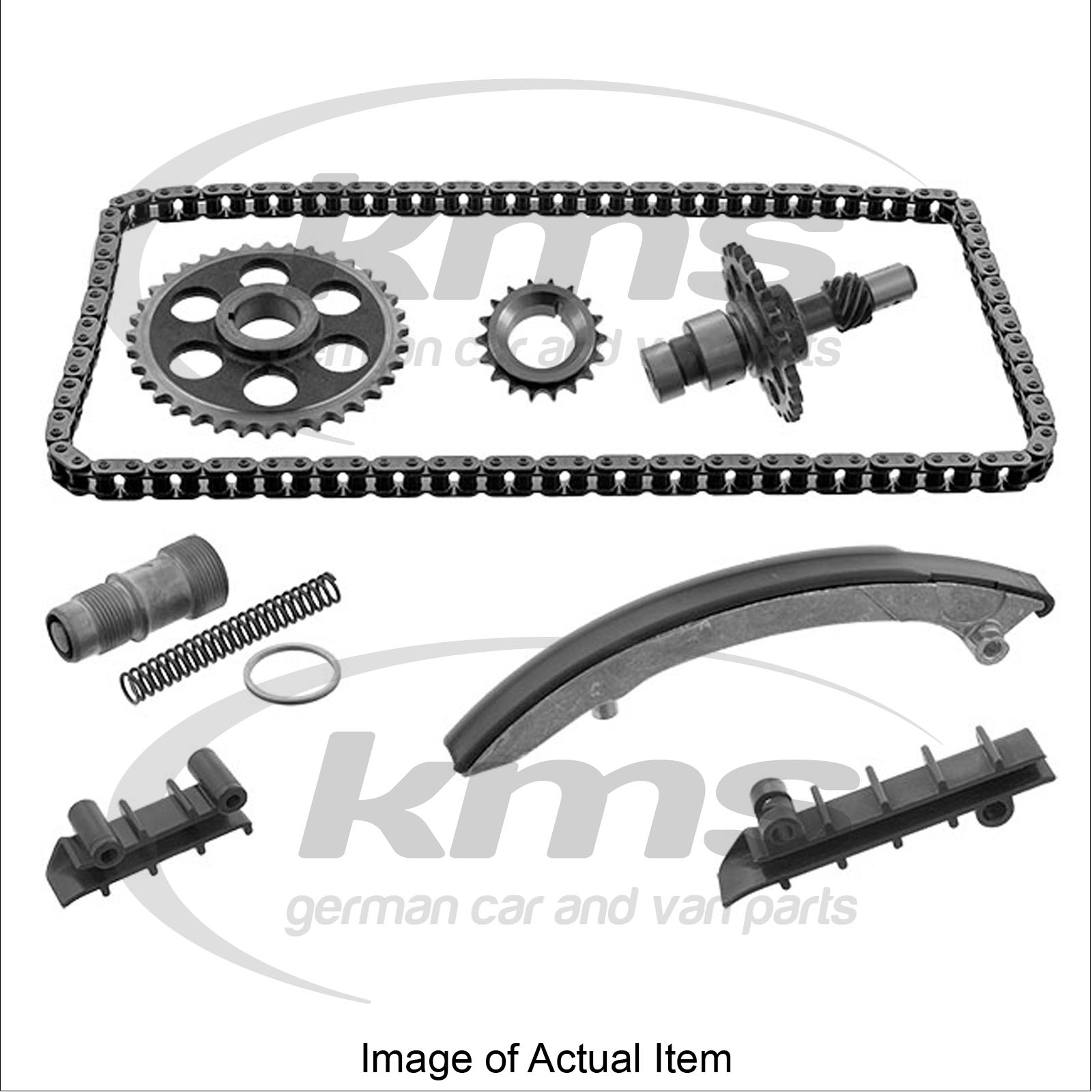 Timing chain kit mercedes benz 190 series saloon 190 w201 for Mercedes benz chain