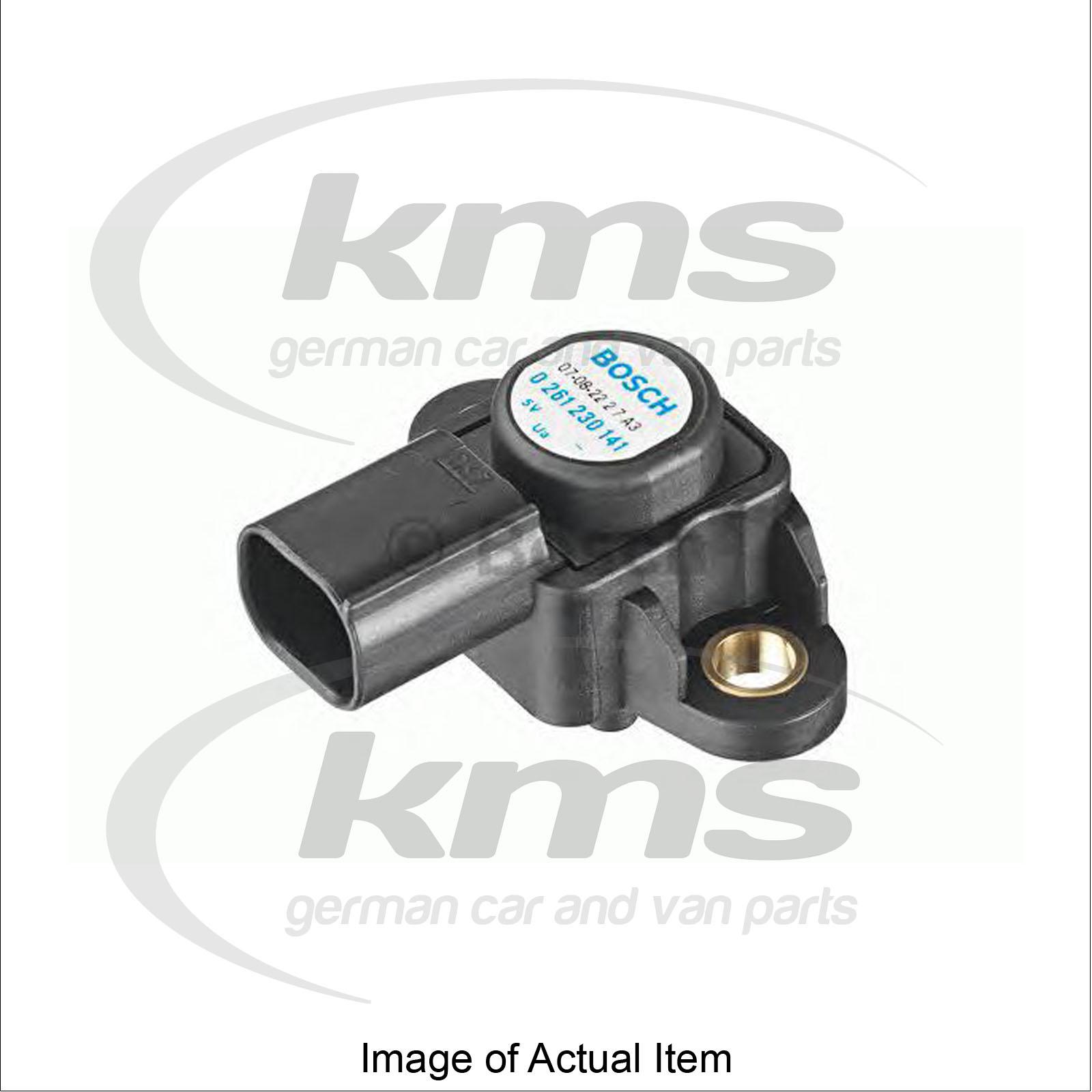Map Sensor W203: Mercedes Sprinter Boost Pressure Sensor