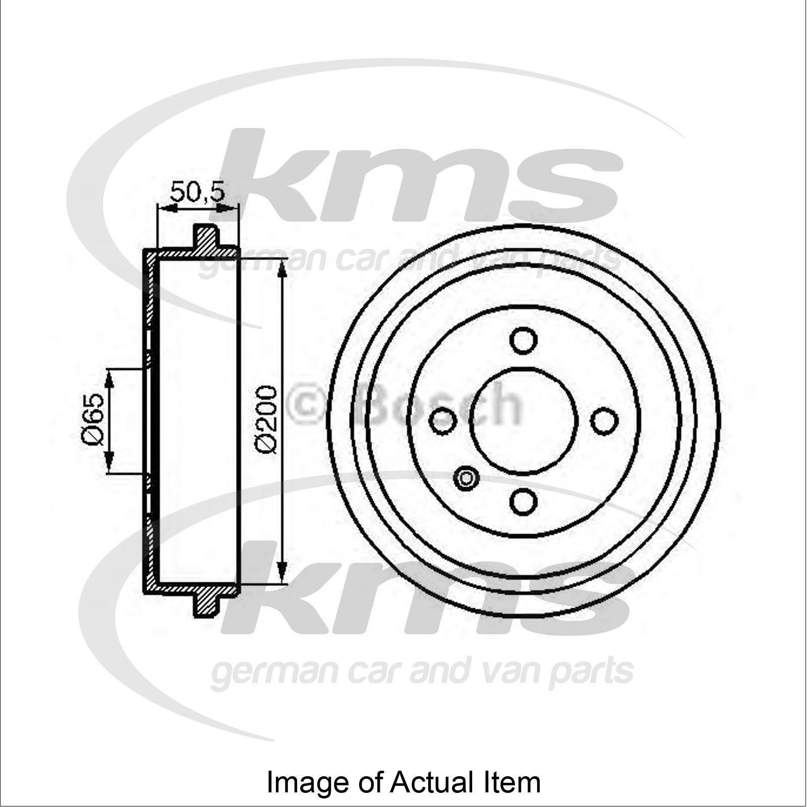 brake drum vw polo 6n1 64 1 9 sdi hatchback 64 bhp top german quality ebay. Black Bedroom Furniture Sets. Home Design Ideas