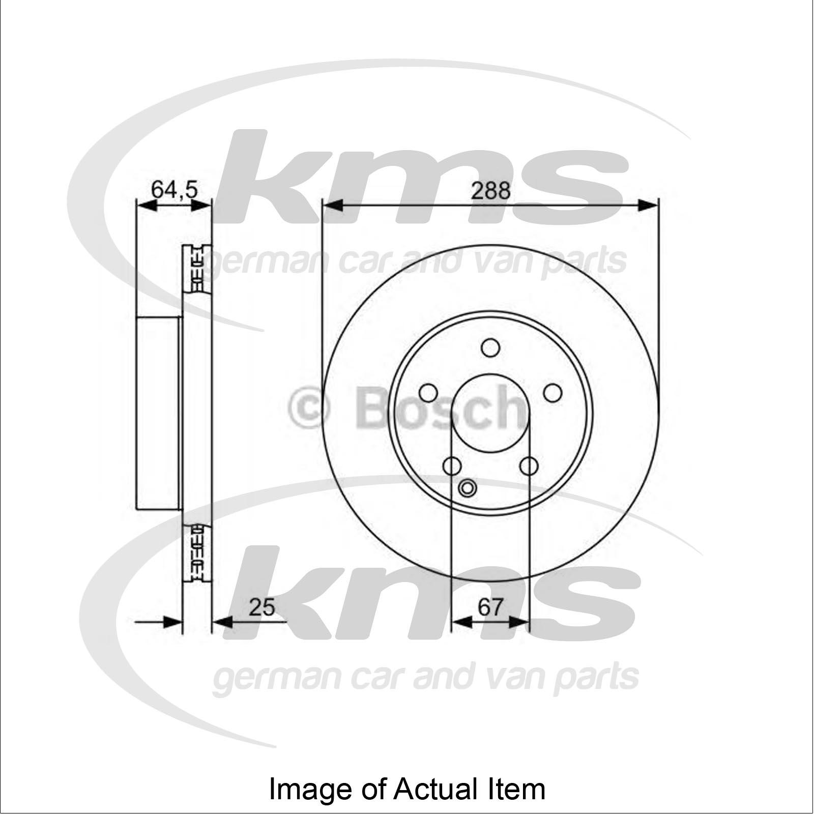 brake disc mercedes c