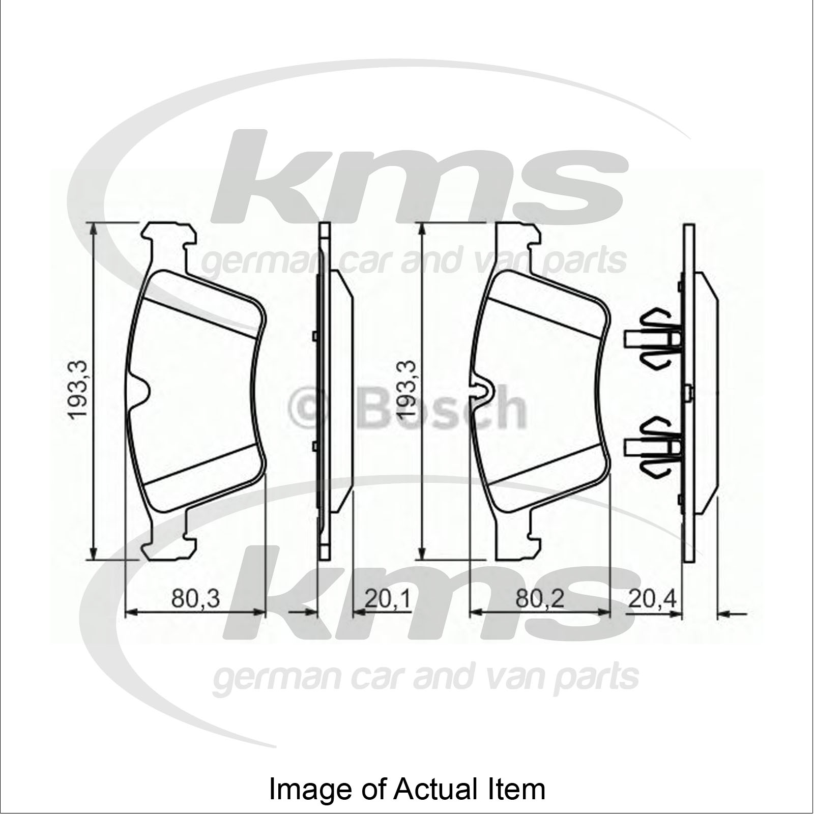 Brake pad set for disc brake mercedes gl class x164 gl for Mercedes benz gl450 brake pads
