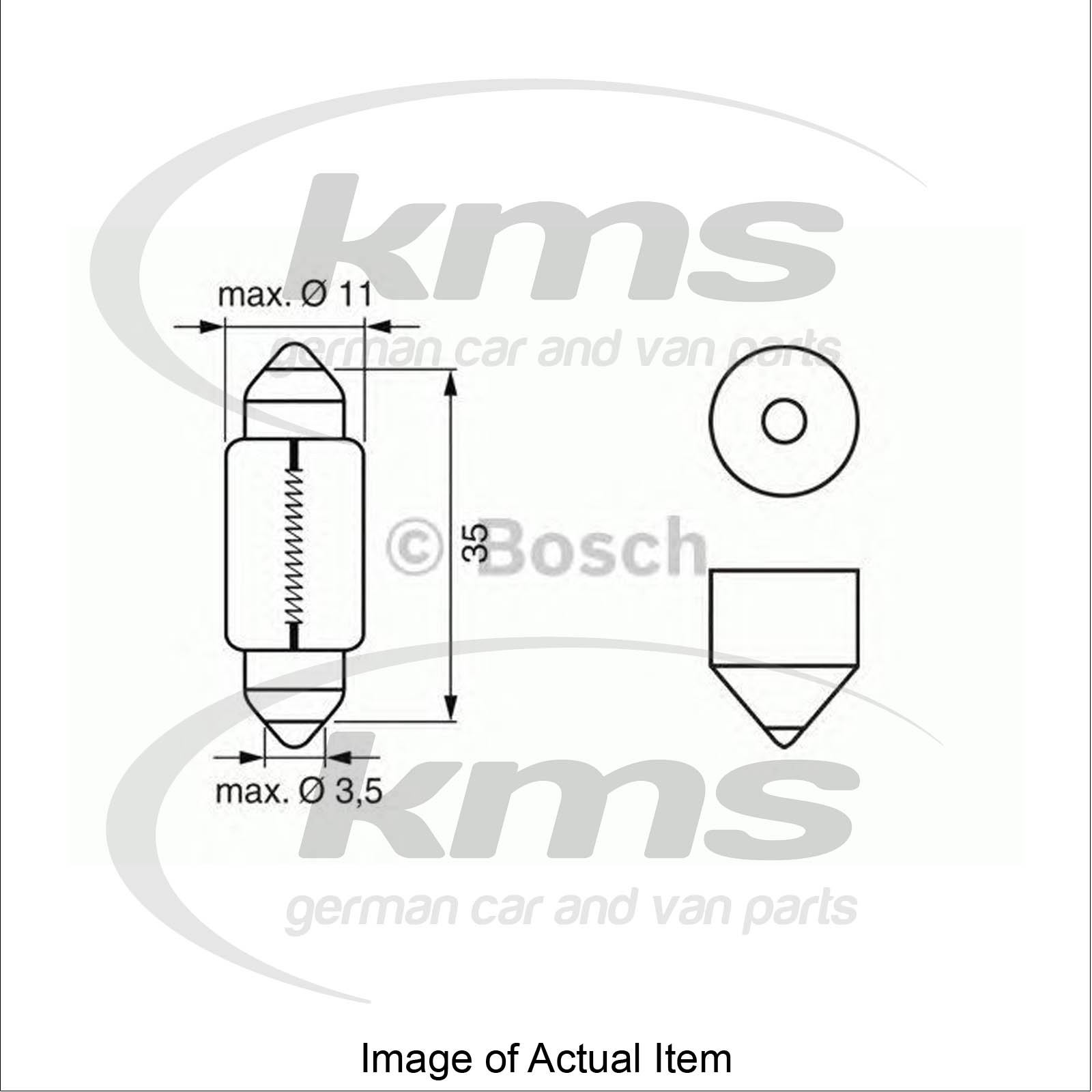 bulb for licence plate light bmw 3 touring  e46  320 d