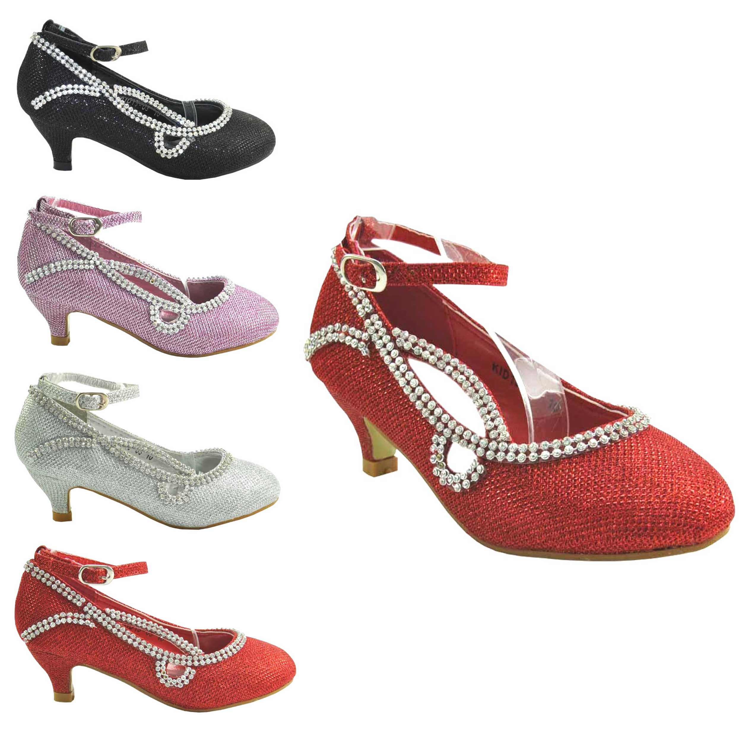 Shoes With Kitten Heels Uk