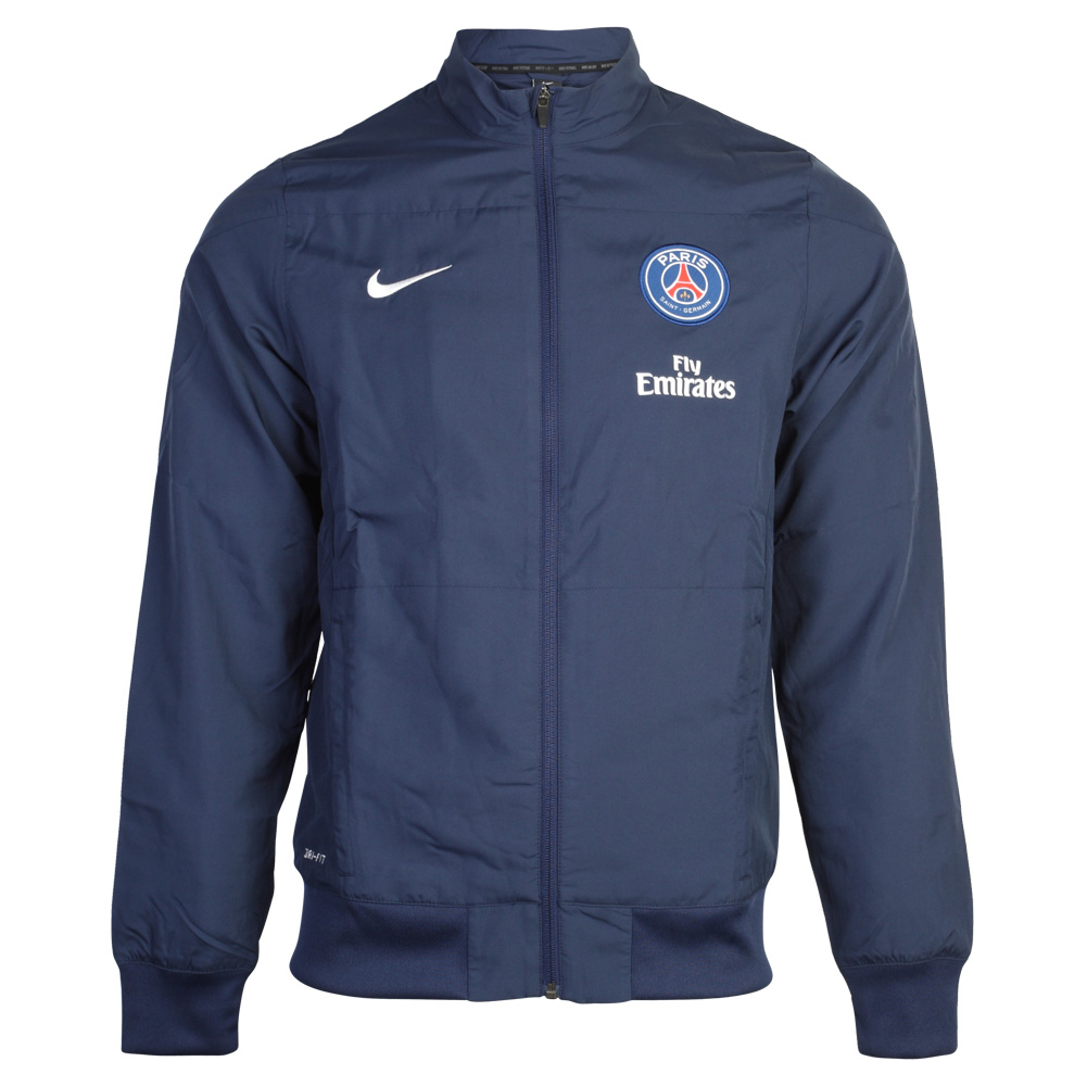 nouveau nike hommes bleu paris saint germain football club survetement s xxl ebay. Black Bedroom Furniture Sets. Home Design Ideas
