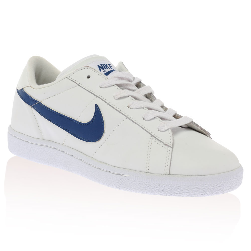boys white nike tennis classic shoes sport casual