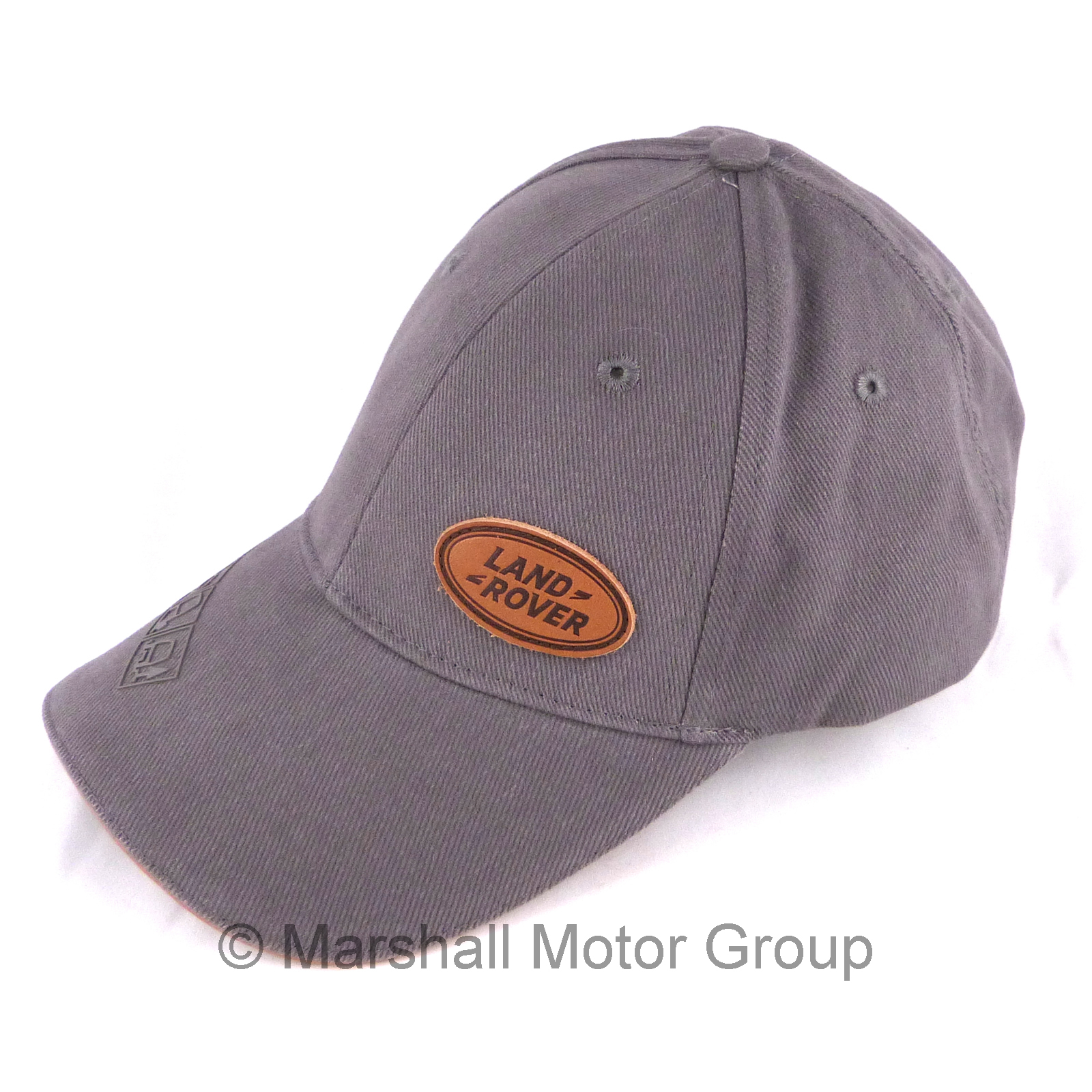 Genuine Land Rover Baseball Cap In Grey