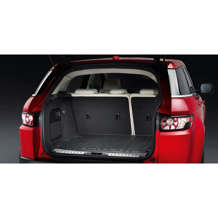 genuine range rover evoque loadspace rubber boot mat ebay. Black Bedroom Furniture Sets. Home Design Ideas