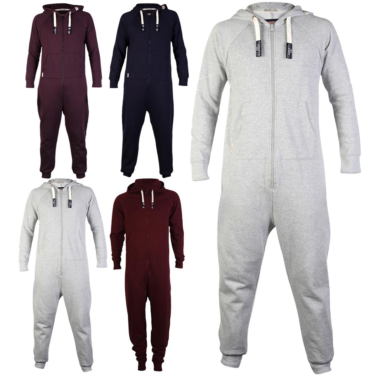 Combinaison homme tokyo laundry saul laine jersey polaire tout en un taille s xl ebay - Combinaison polaire homme ...