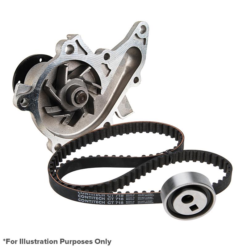 Car Timing Parts : Chevrolet aveo water pump timing belt kit