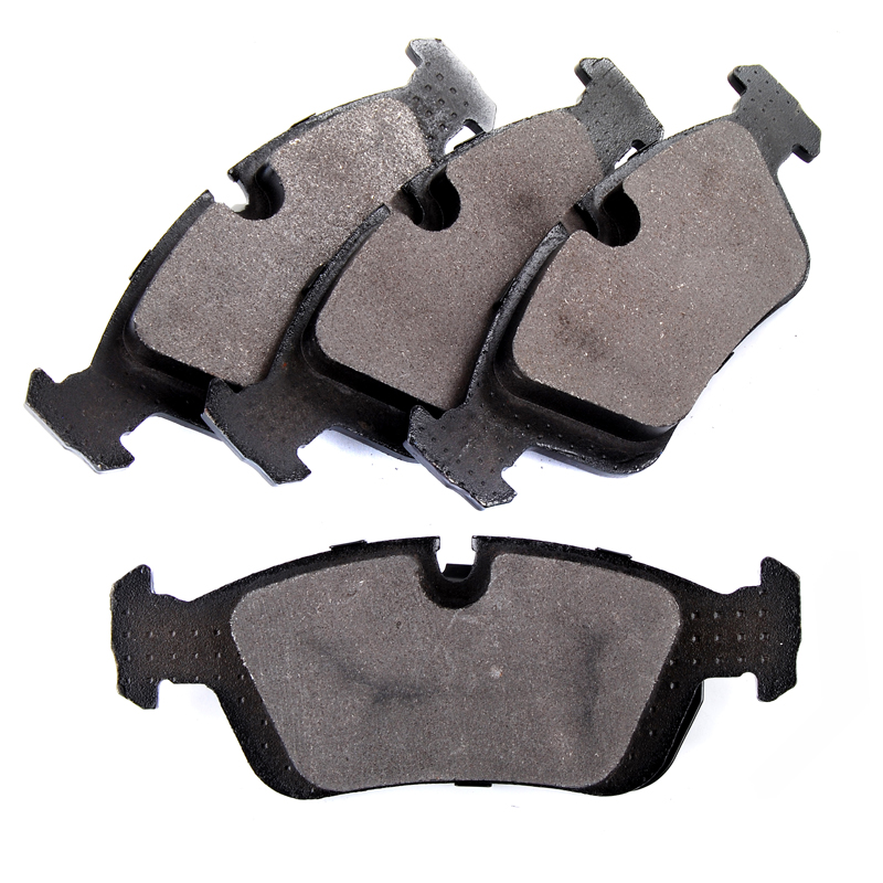 Eicher Front Brake Pads Set Teves Ate System Fits Bmw 3