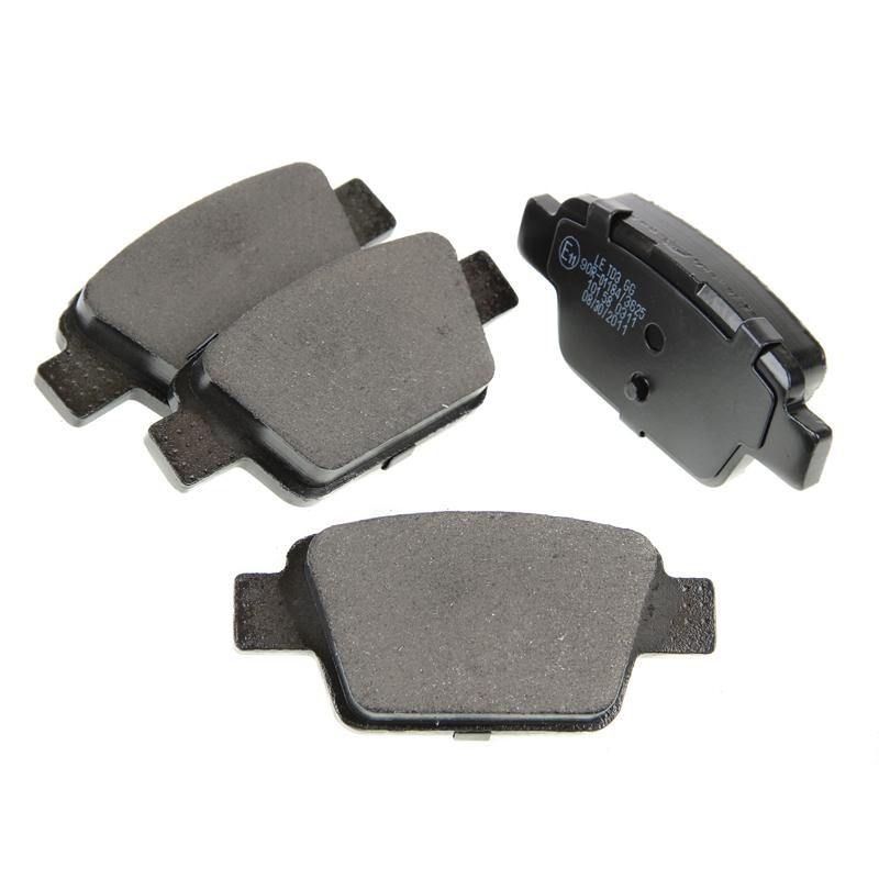 eicher rear 4x brake pads bosch braking system alfa romeo mito fiat bravo stilo ebay. Black Bedroom Furniture Sets. Home Design Ideas
