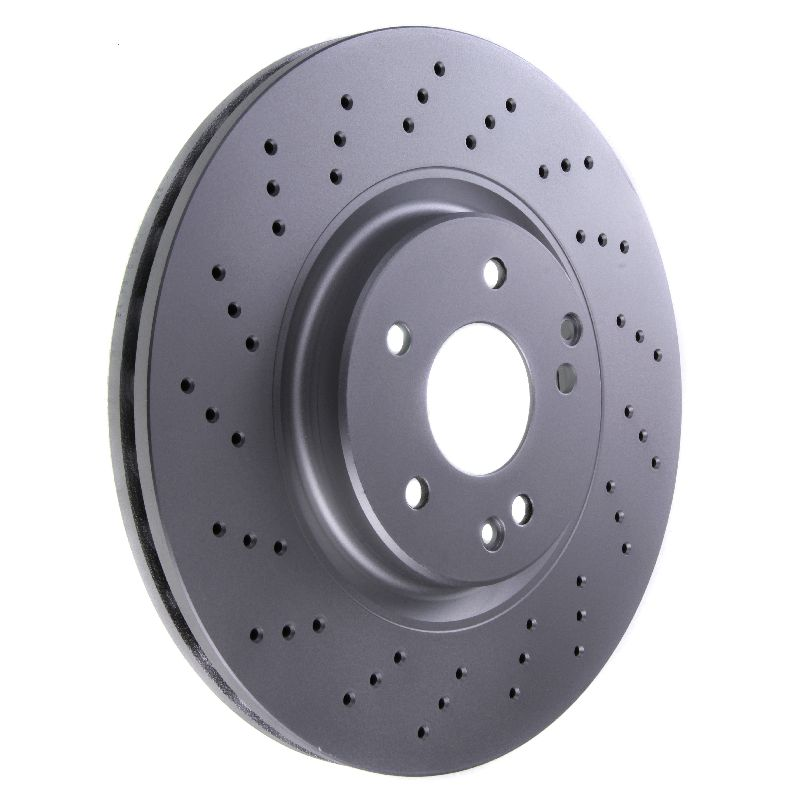 pagid 54198 front 330mm vented brake disc mercedes slk c class w203 clk ebay. Black Bedroom Furniture Sets. Home Design Ideas