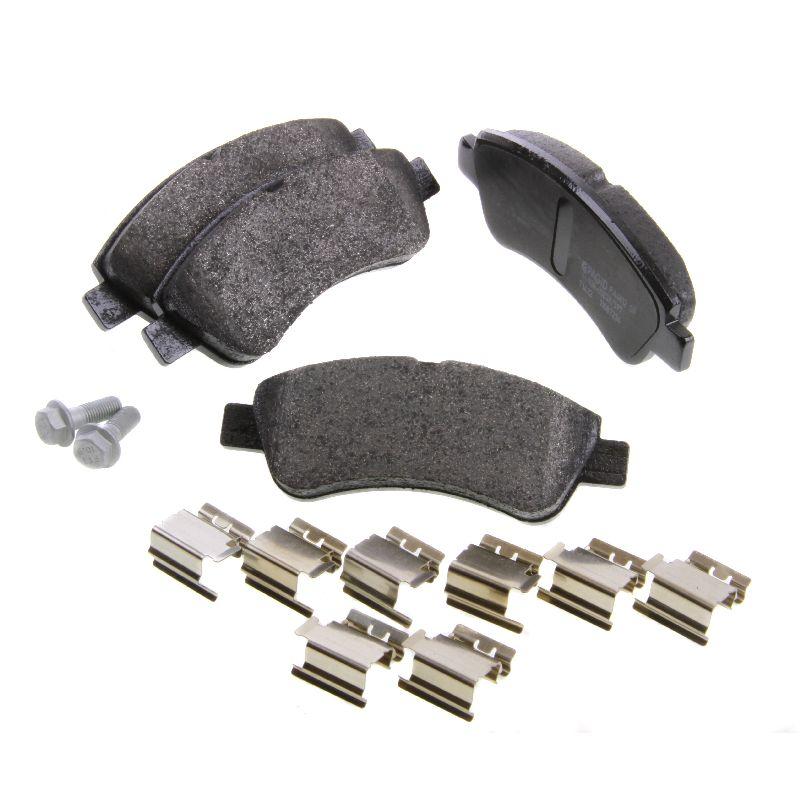 genuine pagid front axle brake pad set brake kit brake pads for