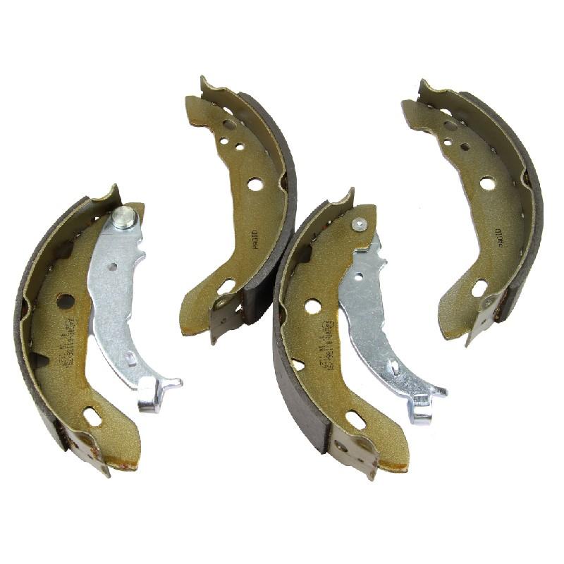 Mercedes benz a class w168 a190 a210 pagid rear shoe set for Mercedes benz brake tools