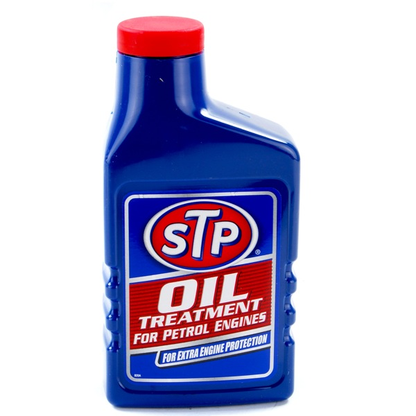 Stp Oil Treatment 450ml For Petrol Engines Engine