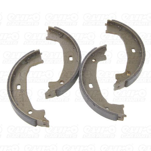Bmw Z4 Handbrake: Pagid Handbrake Shoe Set Vehicle