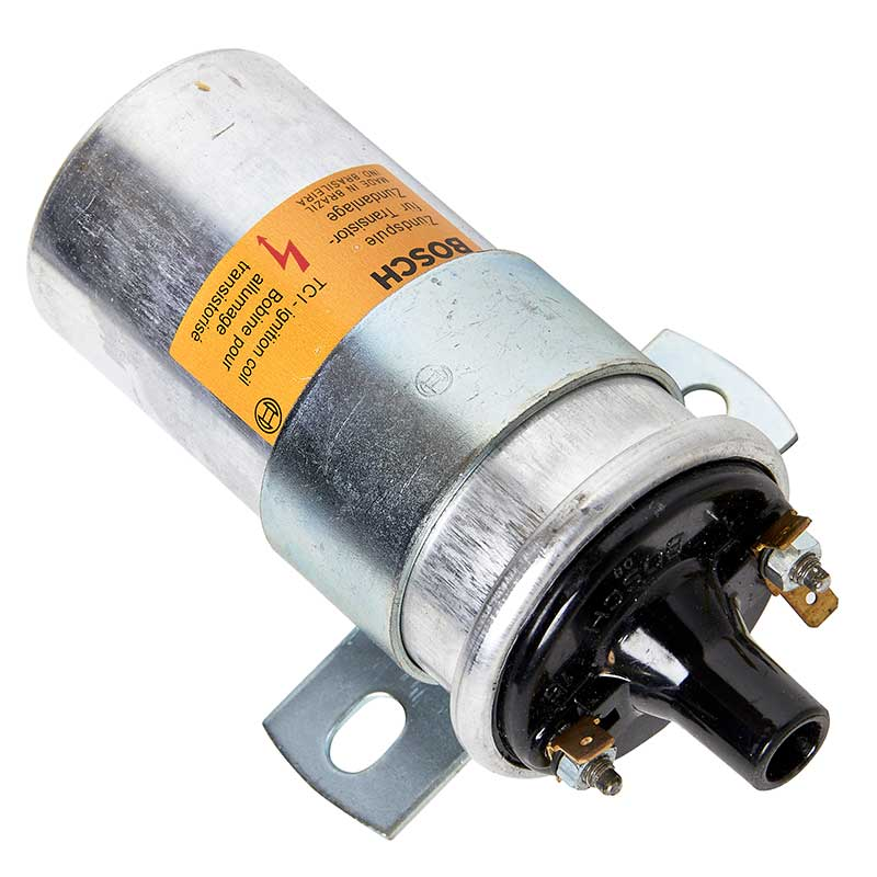ford capri 2 8 super injection bosch car replacement ignition coil ebay. Black Bedroom Furniture Sets. Home Design Ideas