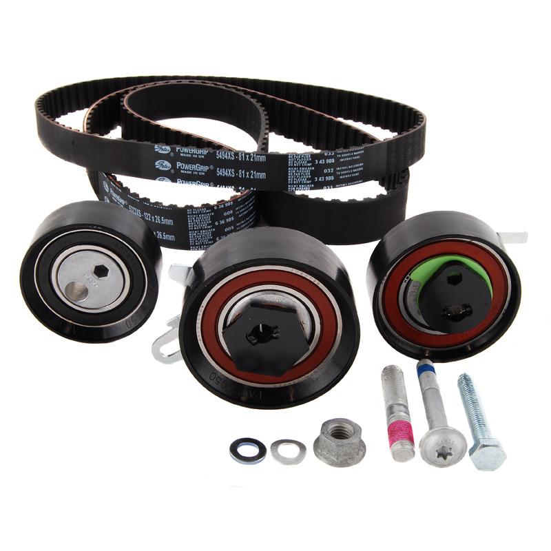 Car Timing Parts : Seat ibiza tdi skf timing belt kit vehicle car