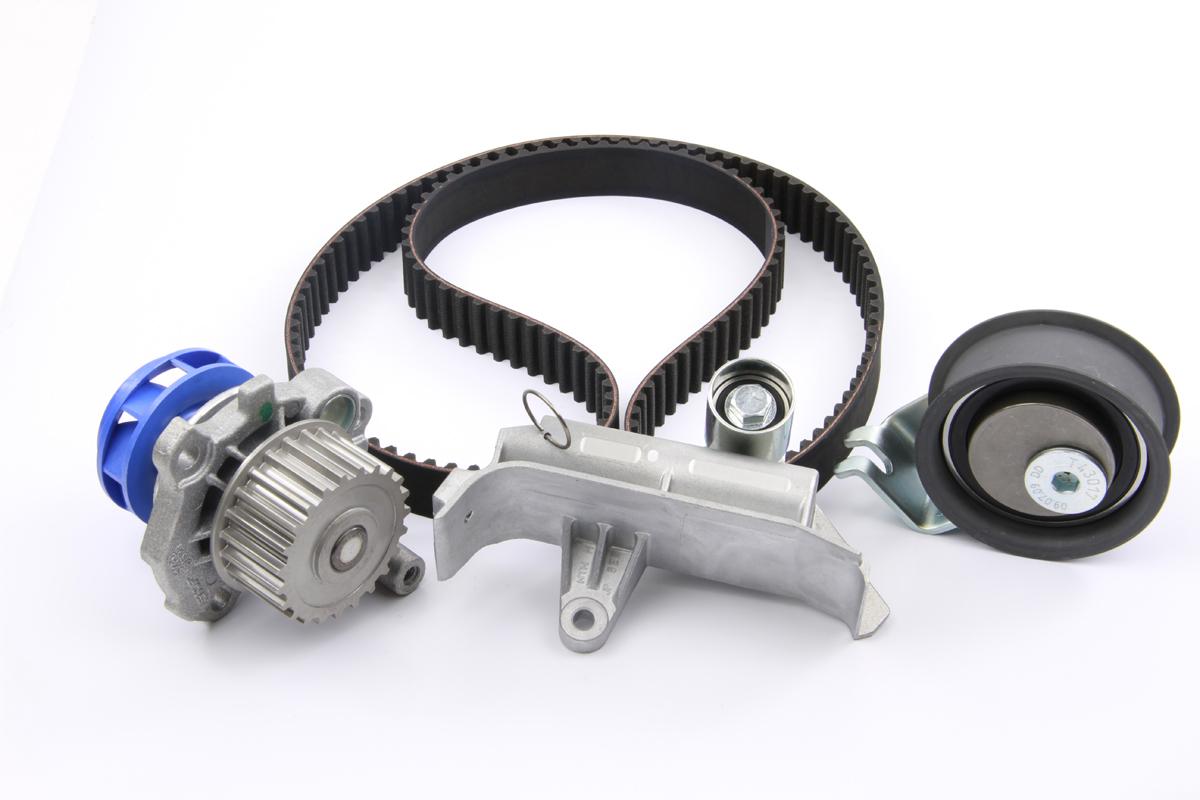 Car Timing Parts : Vw golf t gti skf timing belt kit water pump vehicle