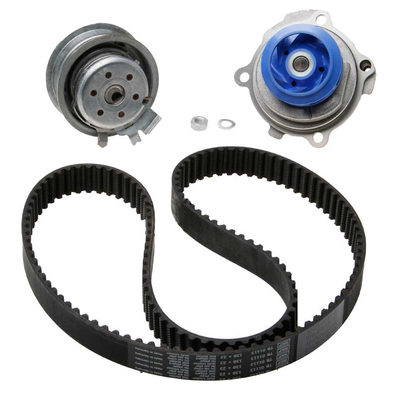 Skoda octavia skf timing belt kit water pump vehicle