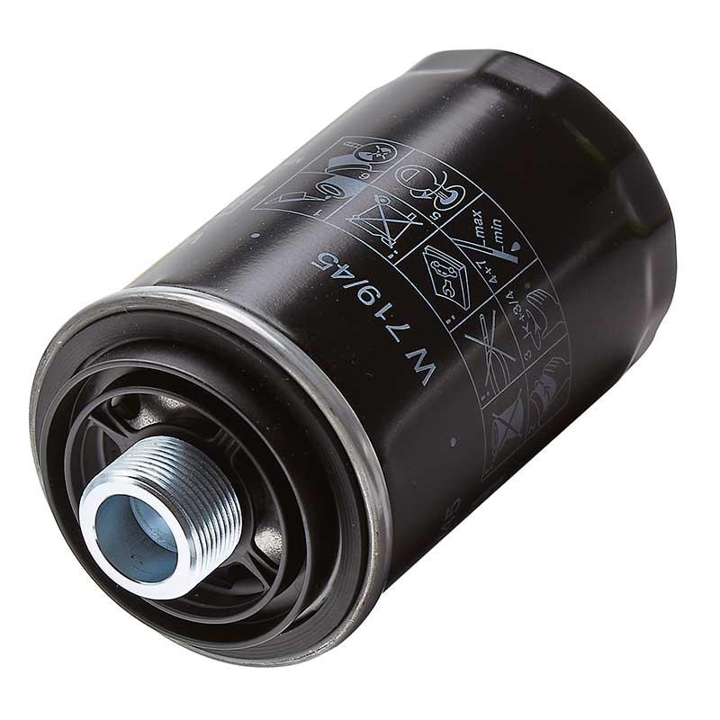 Vw Golf 2 0 Gti Tsi 1 4 Mann Oil Filter Spin