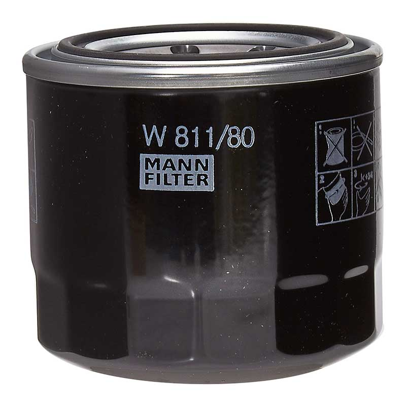 Mann Fuel Filter 1044: Mann Oil Filter Spin-On Type Rover 200 216 GTI GSI 213 S