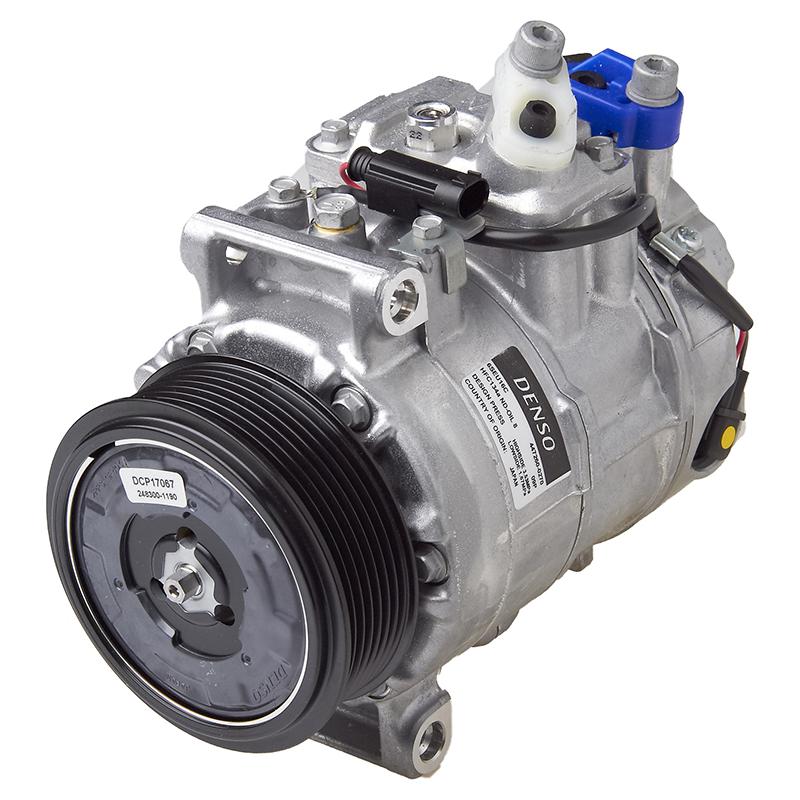 Denso a c air conditioning compressor mercedes benz e for Mercedes benz ac