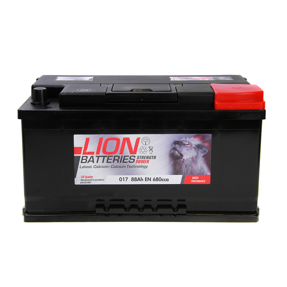 Lion Car Battery Uk