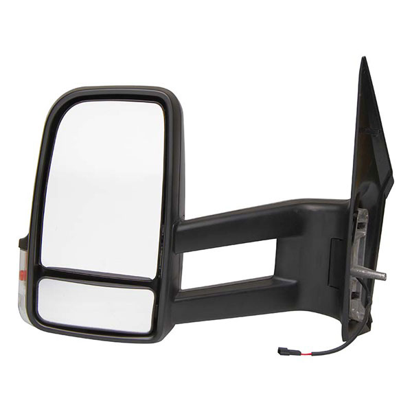 Mercedes benz sprinter replacement passenger side wing for Mercedes benz side mirror