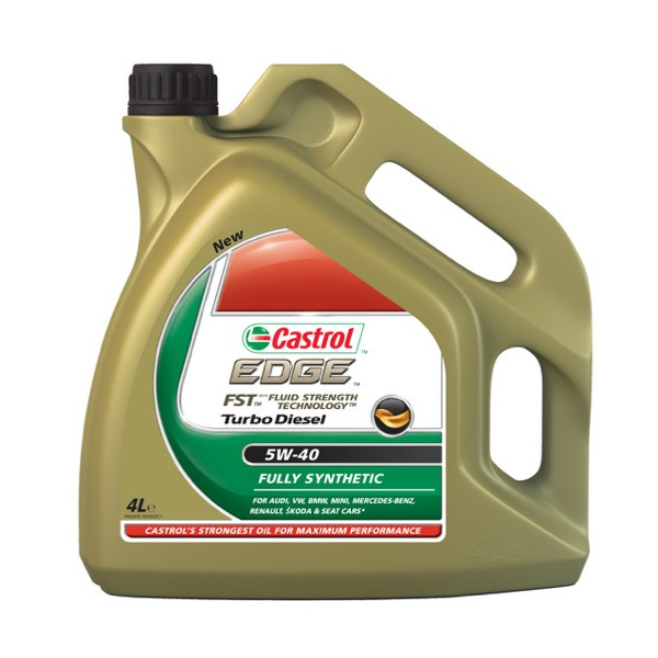 castrol edge 5w 40 with titanium fst turbo diesel fully. Black Bedroom Furniture Sets. Home Design Ideas