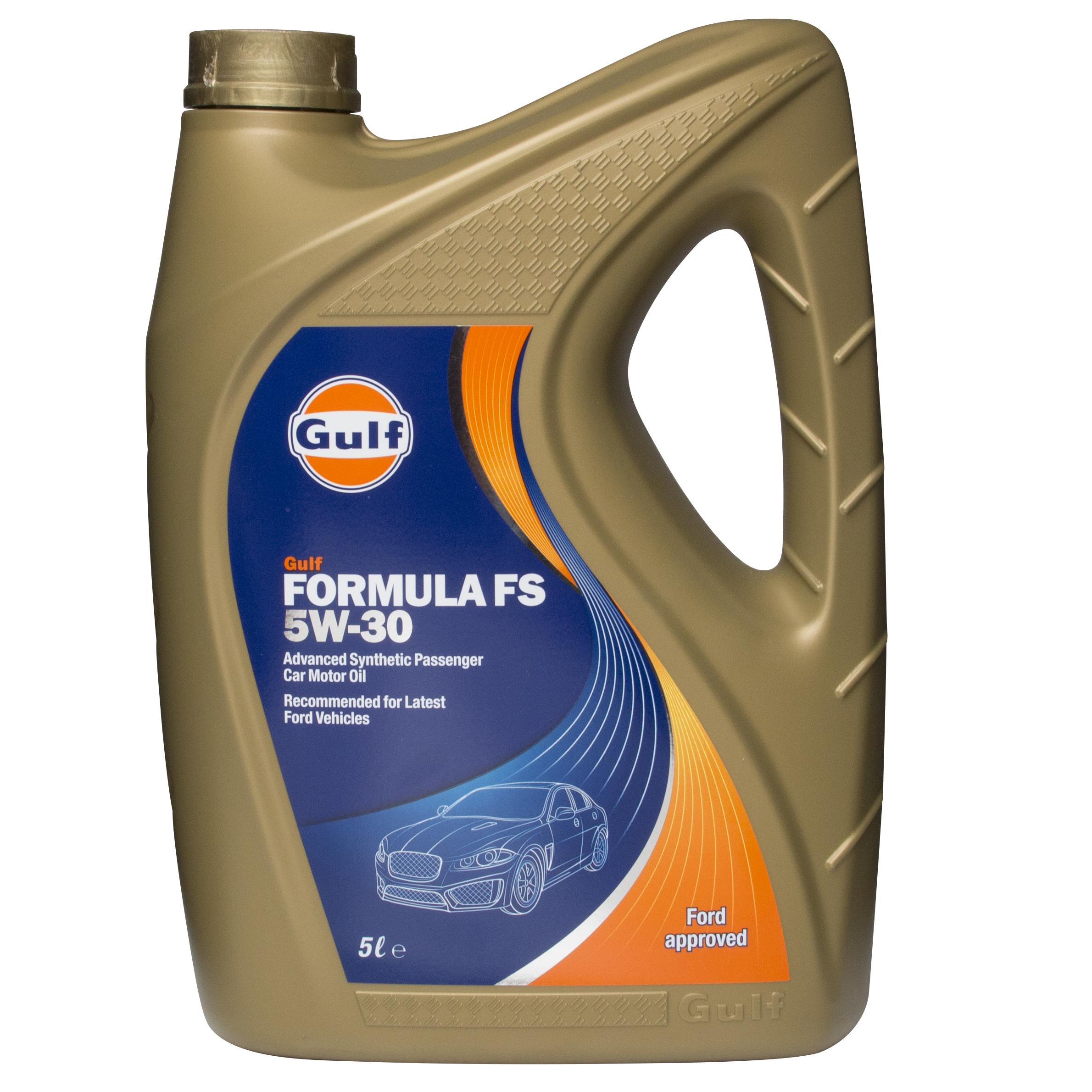 gulf formula sae 5w30 5l litres car motor engine oil 5. Black Bedroom Furniture Sets. Home Design Ideas