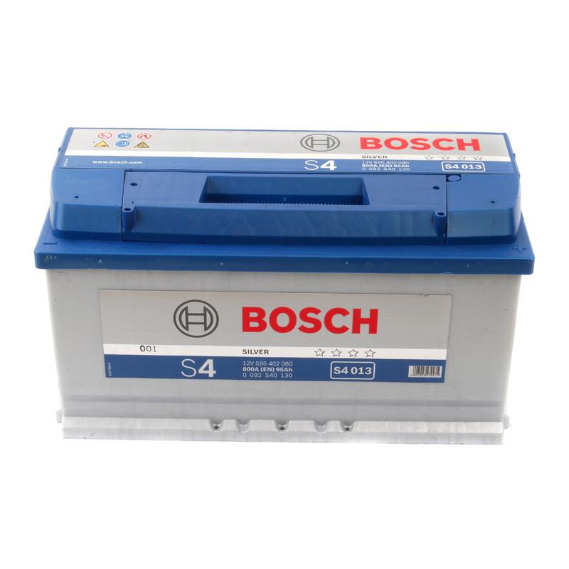 bosch s4 car battery 12v 95ah type 019 800cca sealed 4. Black Bedroom Furniture Sets. Home Design Ideas