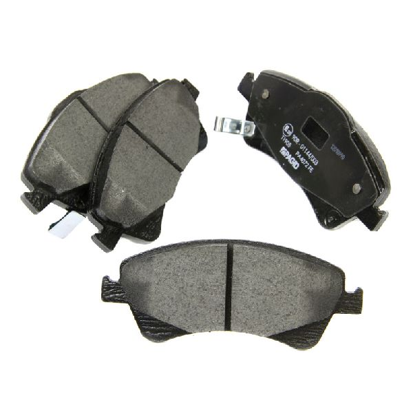 toyota auris eicher front brake pads set bosch braking system ebay. Black Bedroom Furniture Sets. Home Design Ideas