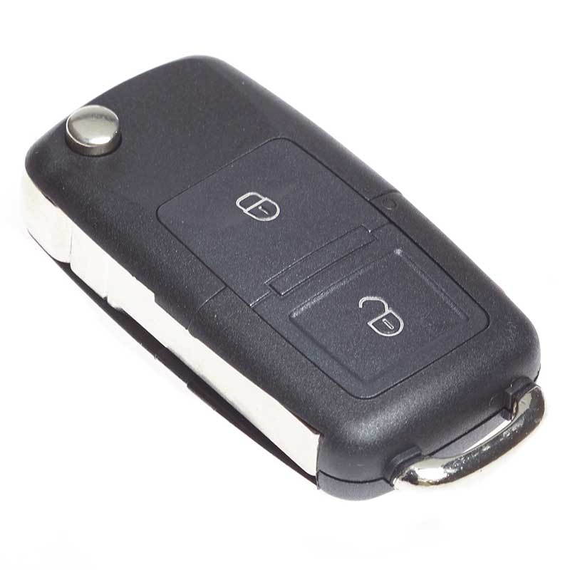 Remote Key Fob Blade 2 Button With Alarm Switch Audi A4 1.9 TDI - Propart | eBay