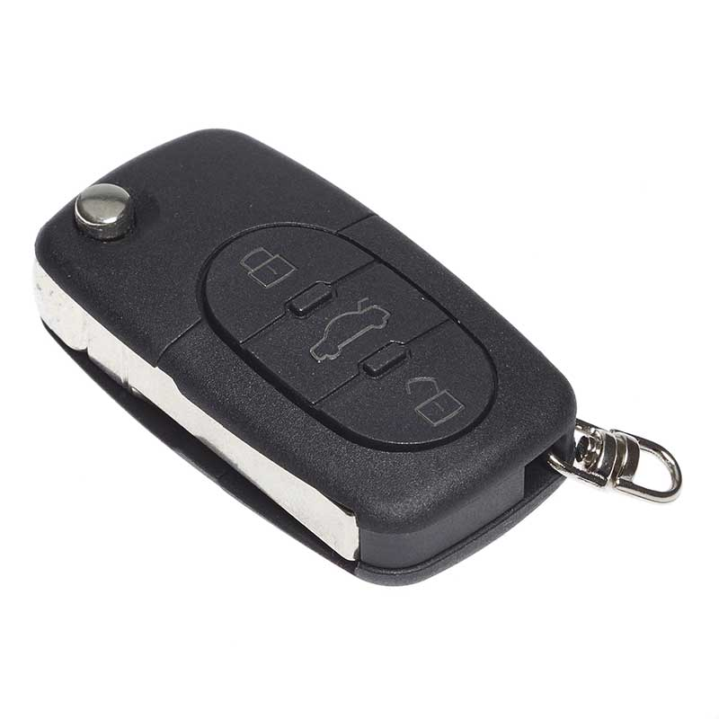 Key Fob Blade 3 Button Large Battery Audi A8 3.0 TFSI