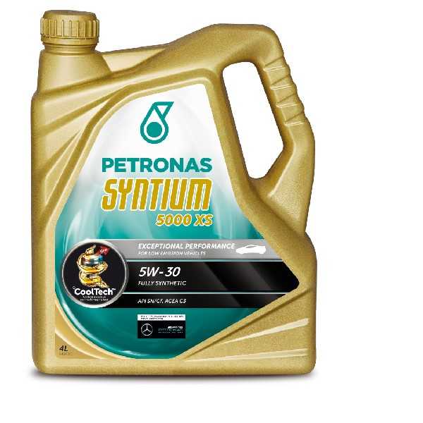 Car engine oil petronas syntium 5000 xs sae 5w30 fully for 5w30 fully synthetic motor oil