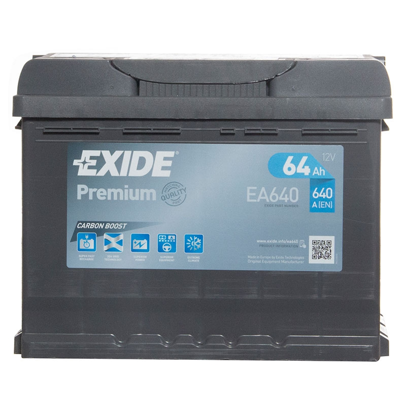 Ebay  Car Battery Eurocarparts